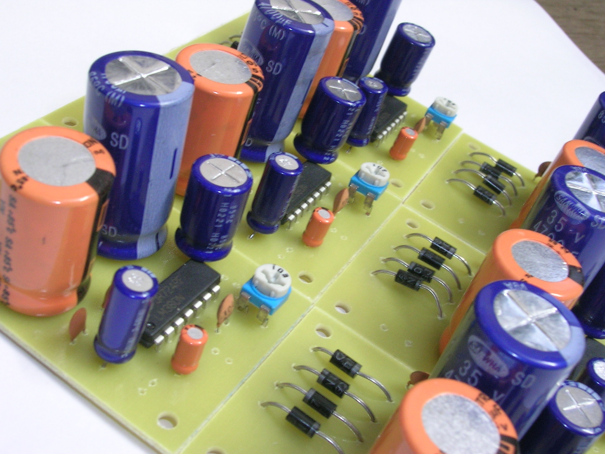 Lm380 Based Audio Amp Mohit Bhoite Power Amplifier Circuit Leave