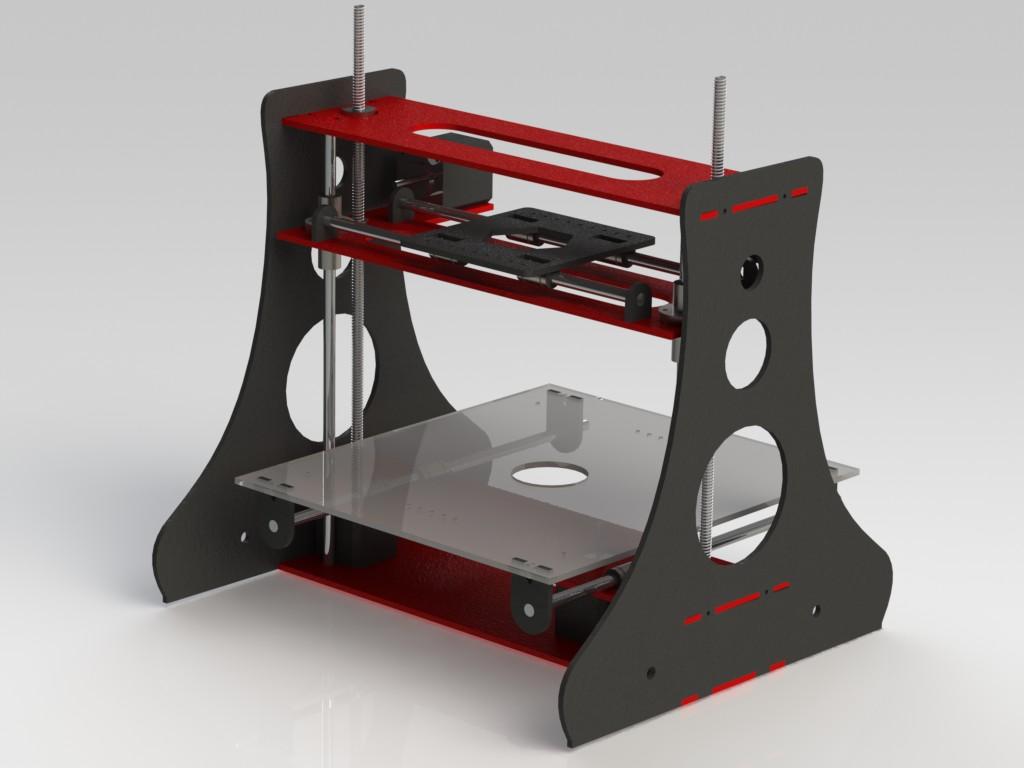 Desi 3d printer mohit bhoite for 3d printer plan